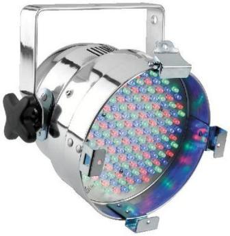 LED PAR64, reflector cu led rgb